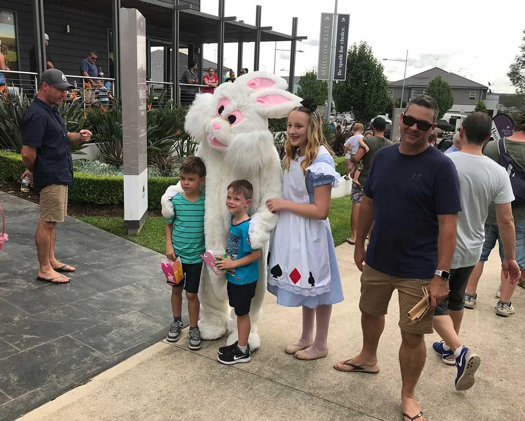 Mulgoa Rise Easter Event