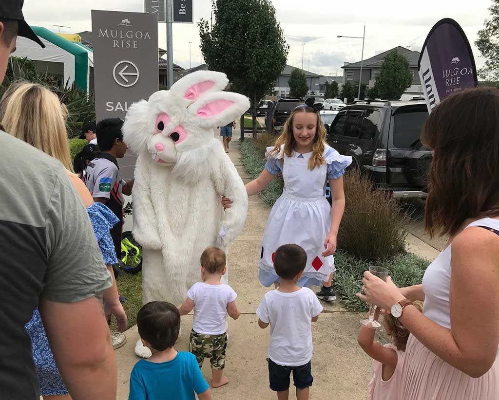 Mulgoa Rise Easter Event